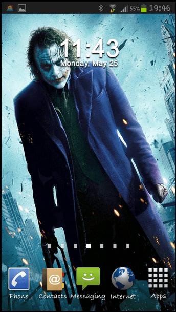 3d Car Wallpaper Apk Free Joker Wallpaper Hd V1 Apk Download For Android Getjar