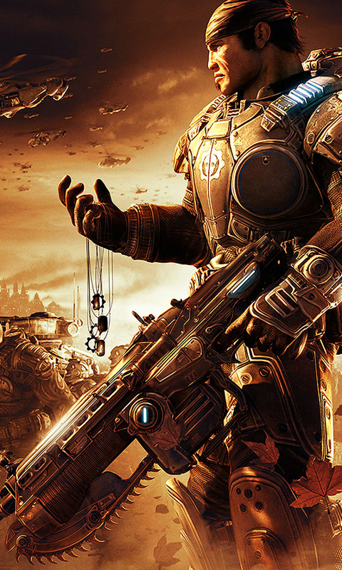 Falling Leaves Live Wallpaper Android Download Free Gears Of War Best Hd Live Wallpapers Apk Download For