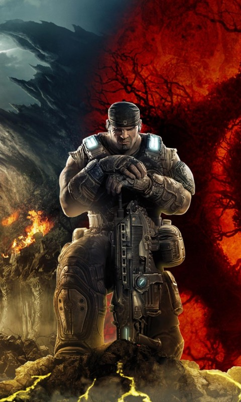 Falling Leaves Live Wallpaper Hd Free Gears Of War Best Hd Live Wallpapers Apk Download For