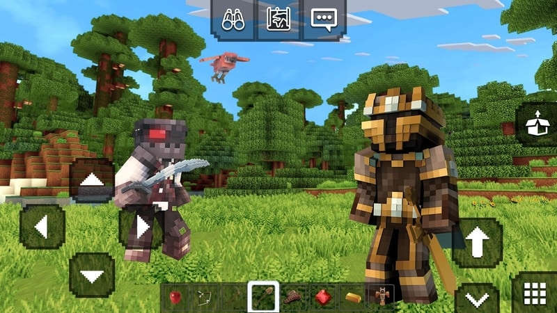 Free My Craft Pro Exploration Apk Download For Android Getjar