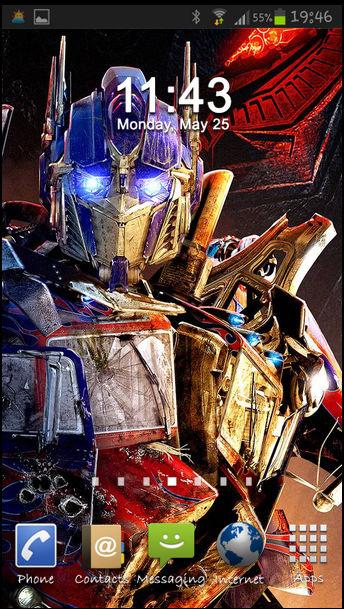 3d Car Wallpaper Apk Free Transformers Optimus Prime Wallpaper Hd Apk Download