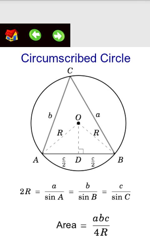 Free Trigonometry Formulas and Graphs APK Download For
