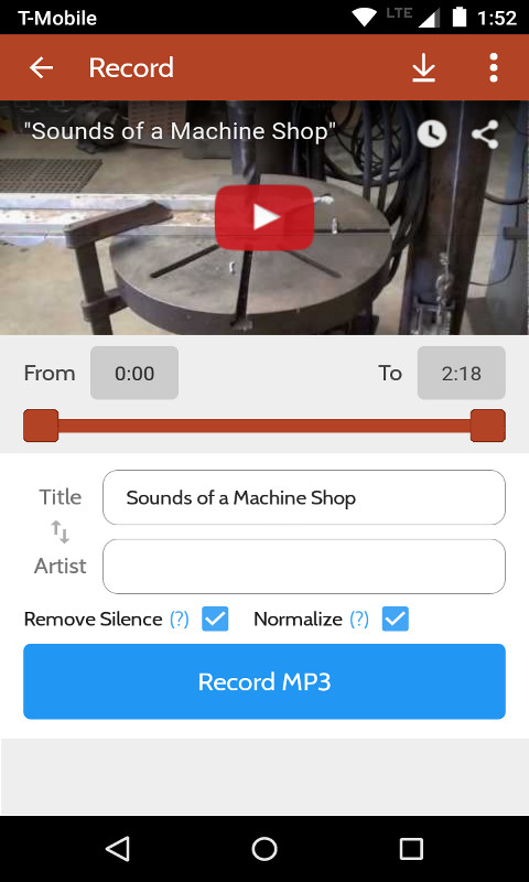 Free Peggo  YouTube to MP3 Converter APK Download For