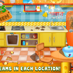 Kitchen Game Cabinets Ideas Free Kids Cooking Apk Download For Android Getjar Screenshot 1 5