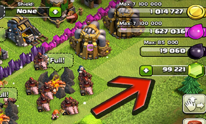 Free Clash Of Clans COC Hack Tool APK Download For Android GetJar