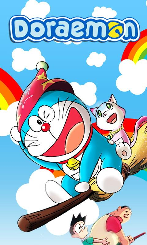 Cute Hello Kitty Wallpaper For Phone Free Doraemon Live Wallpaper Android Apk Download For