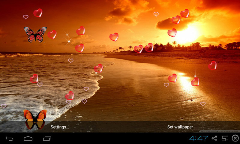 Free Android Live 3d Wallpapers Free 3d Sunrise Live Wallpapers Apk Download For Android