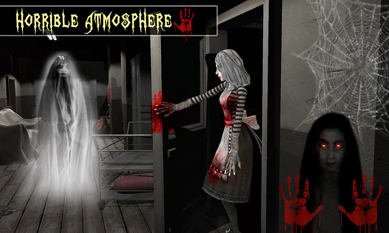 Free Scary Granny Neighbor 3D Horror Games Free APK
