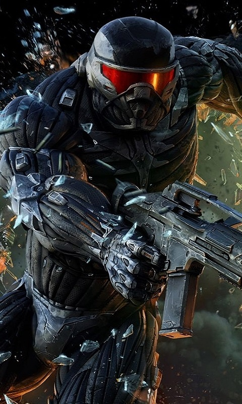 Free Live wallpapers Crysis 3 APK Download For Android