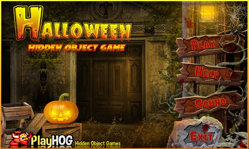 Free Free Hidden Object Game Halloween APK Download For