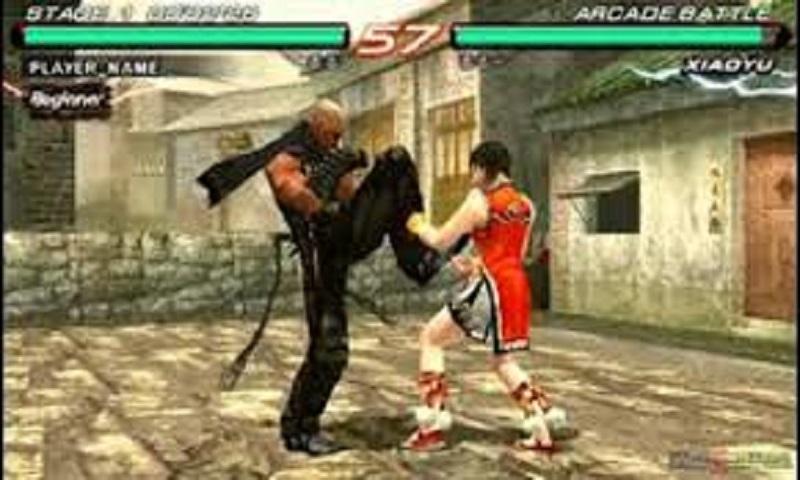 Free Tekken Game Full Screen APK Download For Android GetJar