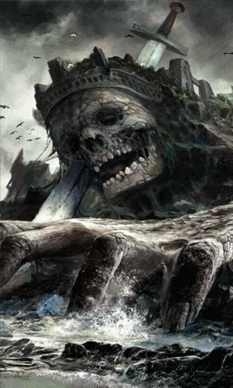 Falling Leaves Live Wallpaper Apk Free Skeleton King Live Wallpaper Apk Download For Android