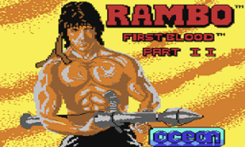 Free Rambo On Fire New Version APK Download For Android GetJar