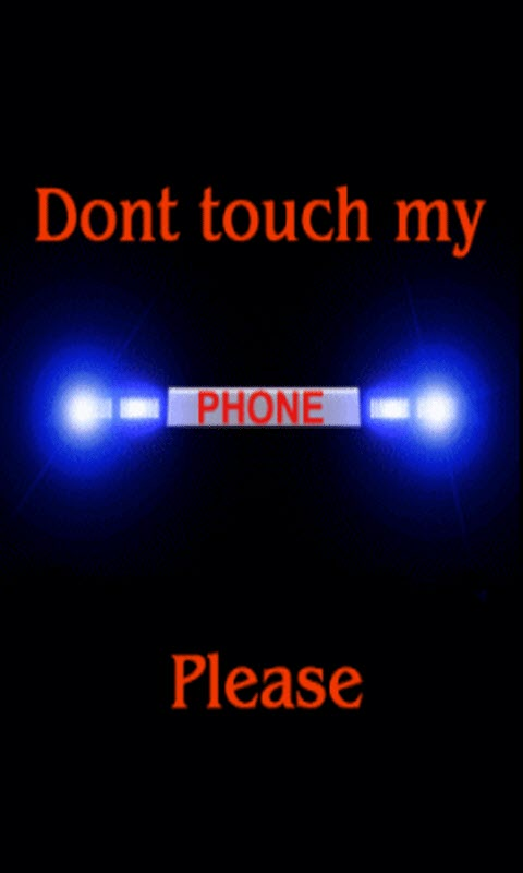 free dont touch my
