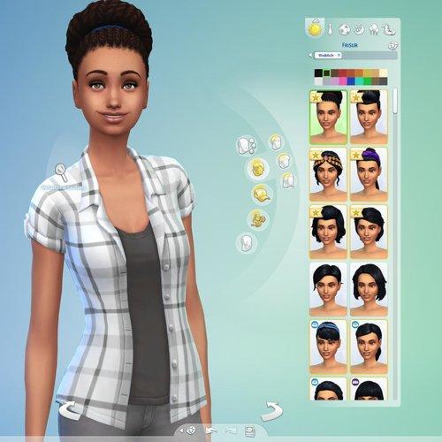 Die Sims 4 – Großstadtleben Neue Frisuren Und Kleidung