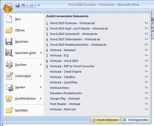 Microsoft Word 2010 Download  GIGA