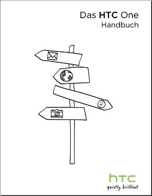 HTC One Handbuch Download