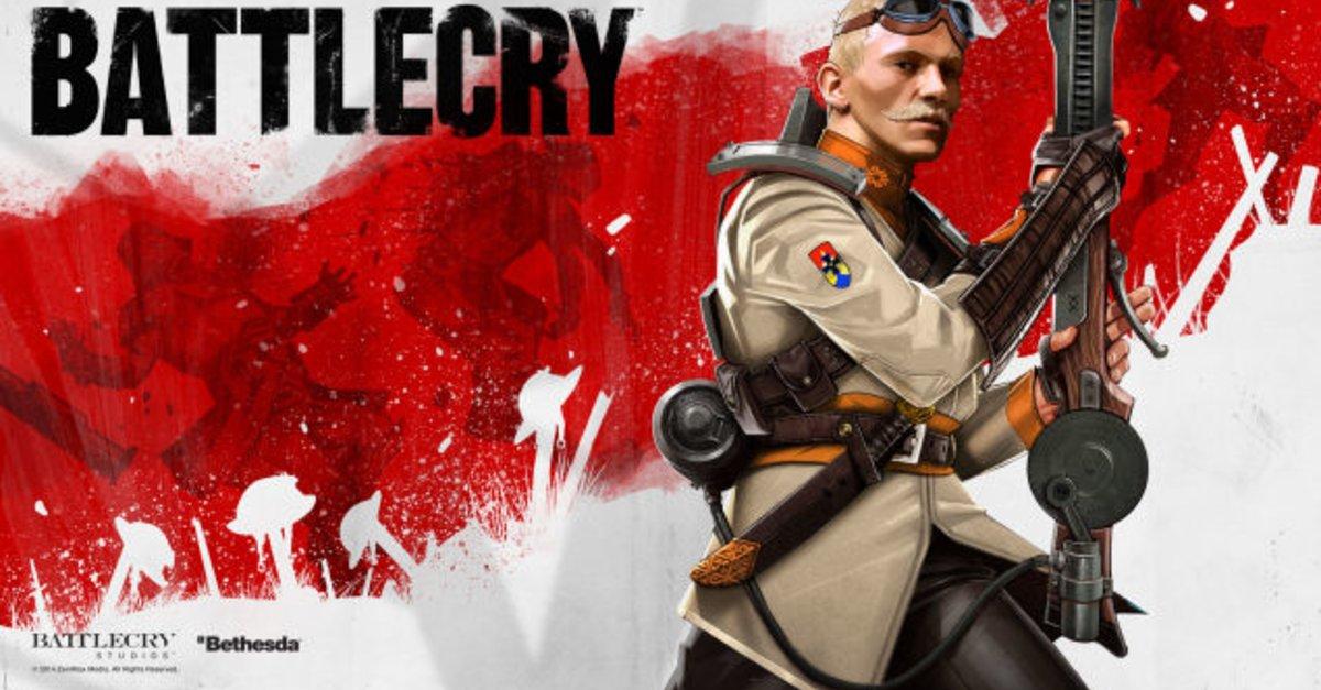 Battlecry: Bethesda kündigt neuen Multiplayer-Titel an! – GIGA