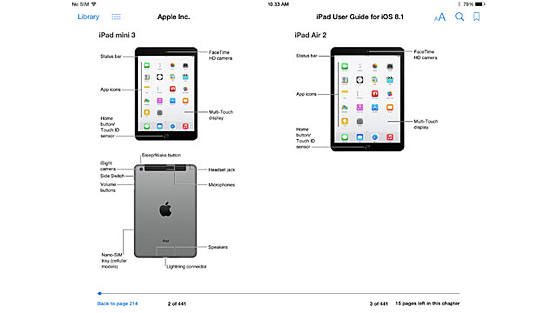 Apple zeigt versehentlich iPad Air 2 und iPad mini 3 mit