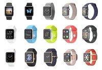 Apple Watch, Apple Watch Sport und Apple Watch Edition im ...
