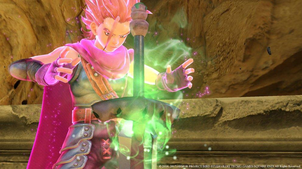Dragon Quest Heroes 2 in der Vorschau Rollenspiel vs HacknSlay  GIGA