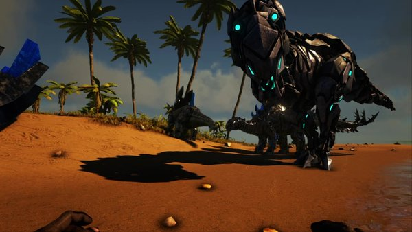 ark survival evoled bionic