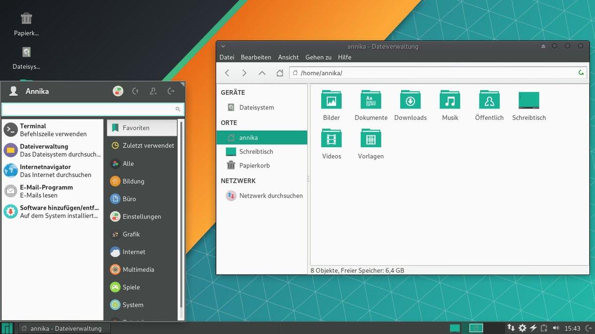 Manjaro Linux Download