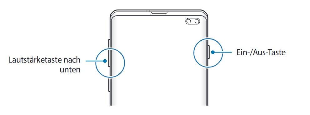 Samsung Galaxy S10, S10 Plus und S10e zurücksetzen (Reset