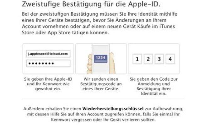 Apple Zwei Faktor Authentifizierung Deaktivieren Wie