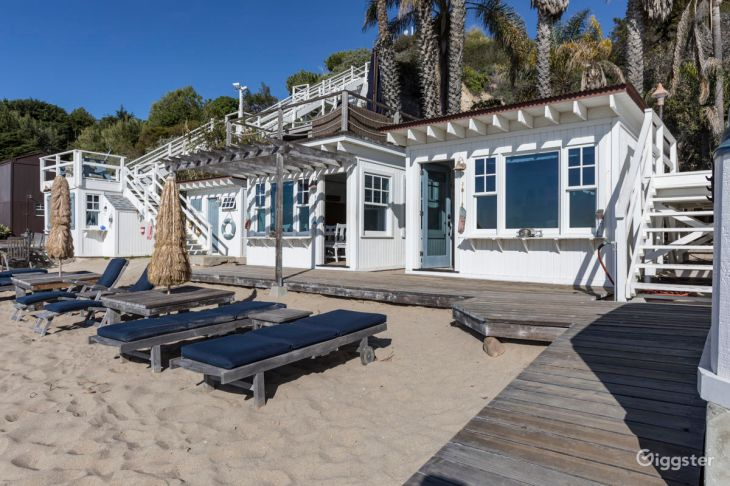 Rent the House(residential) La Cabana Beach Club for filming/photo shooting  in