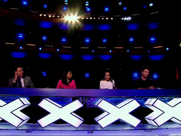 Simon Cowell Wanted Alesha Dixon For X Factor Judges
