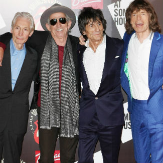 Rolling Stones tickets sell for £125 less than value