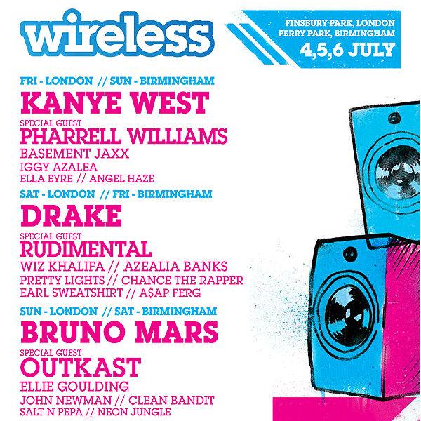 Wireless Festival Security 2017