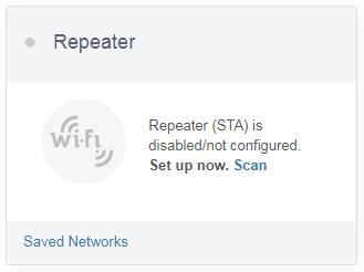 repeater scan