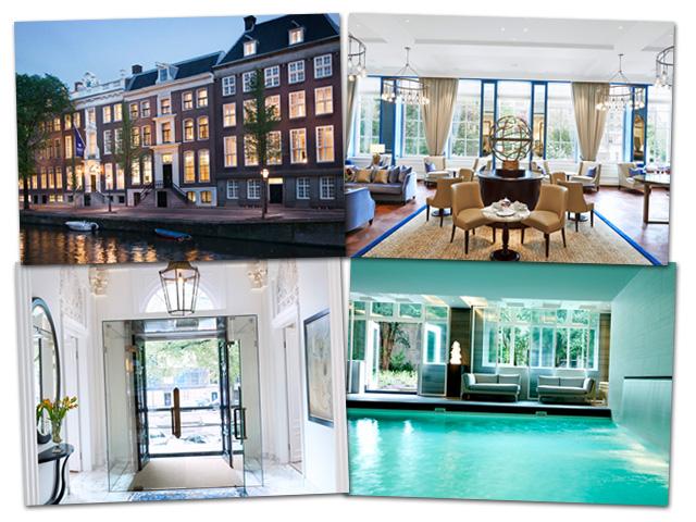 Do clássico ao moderno, o Waldorp Astoria Amsterdam é a pedida certa