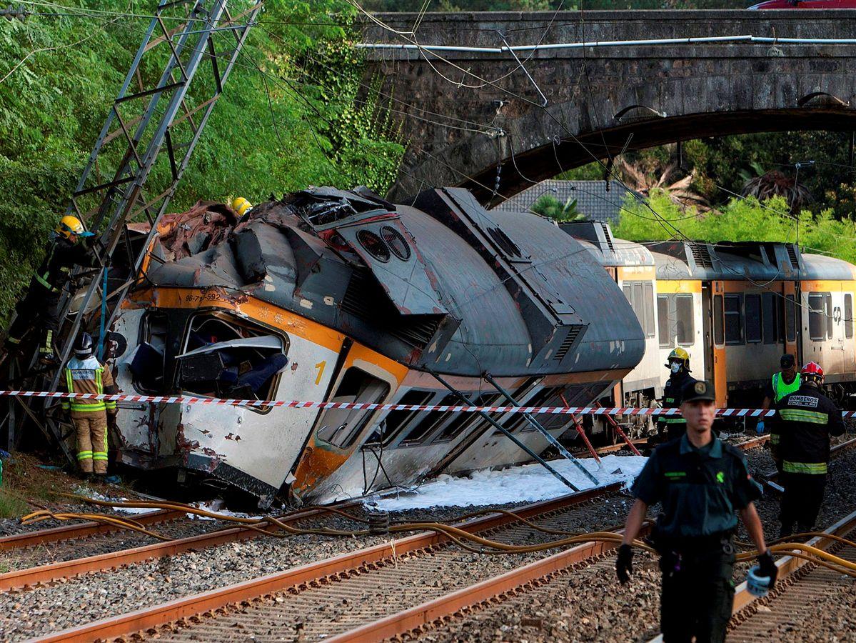Resultado de imagem para acidentes ferroviários