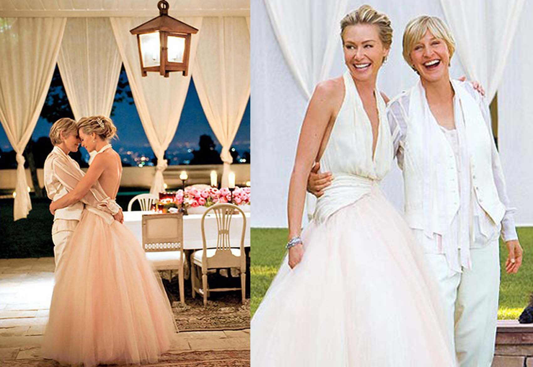 Ellen DeGeneres Shares Message On 9th Wedding Anniversary