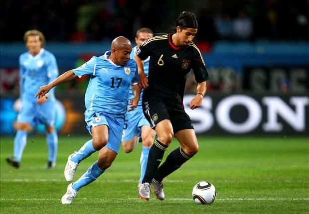 Image result for khedira goal vs uruguay