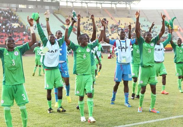 Flying Eagles finish as group winners