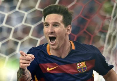 Atletico Madrid 1-2 Barcelona: Messi and Neymar on hand to nullify Torres opener
