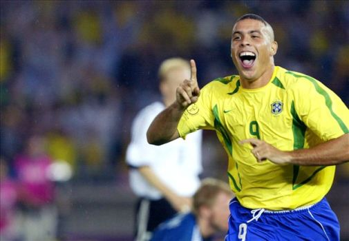 Image result for ronaldo nazario world cup 2002