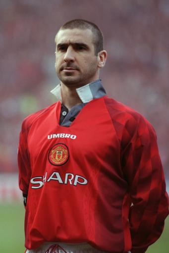 The frenchman played a key role in united dominating the premier league under sir alex ferguson in the 1990s. Eric Cantona, Manchester United
