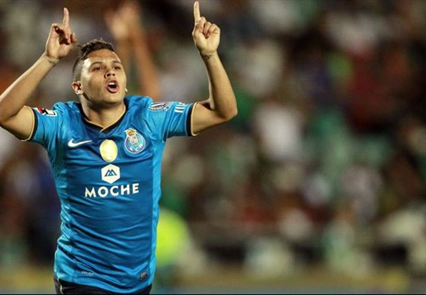 -A Bola: Juan Fernando Quintero (Oporto) 1