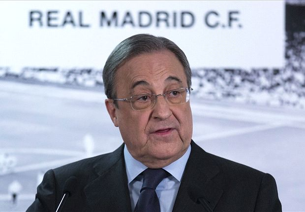WATCH: Florentino Perez taunts Barcelona fan after Real Madrid's Champions League victory