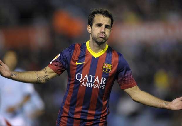Fábregas diz que Guardiola saiu do Barcelona na hora certa e apoia mudança no estilo de jogo