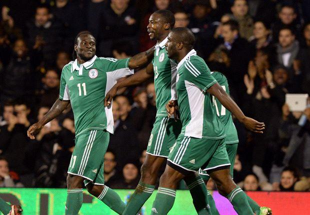 Keshi & Ameobi expect good game against USA