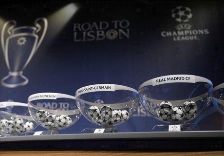 LIVE: PSG draw Chelsea, Utd play Bayern