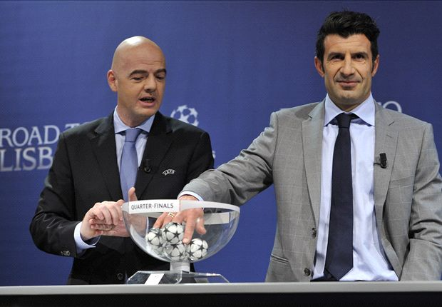 Champions League draw: Bayern Munich meet Real Madrid, Atletico Madrid face Chelsea