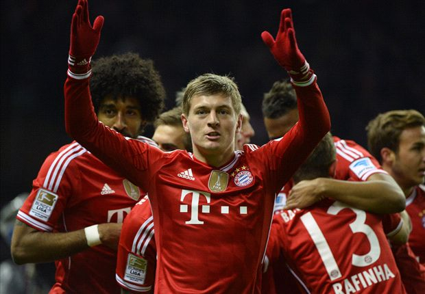 Rummenigge nega venda de Kroos ao United