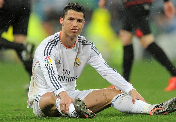 Ronaldo set to miss Copa del Rey final against Barcelona